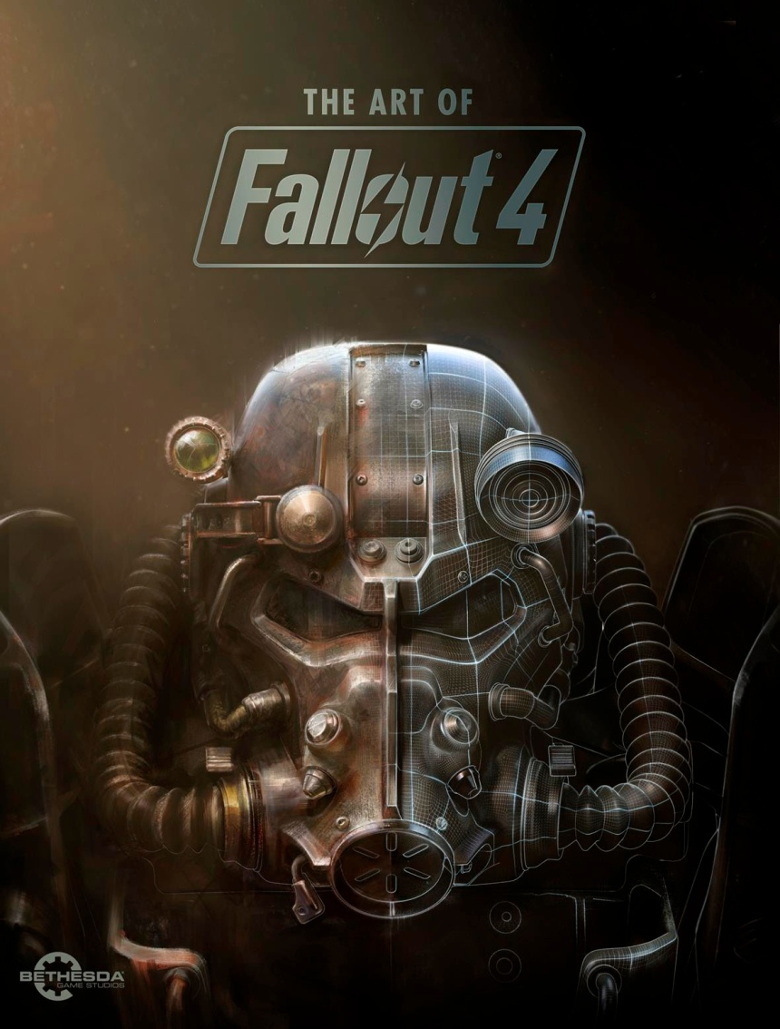 The Art of Fallout 1
