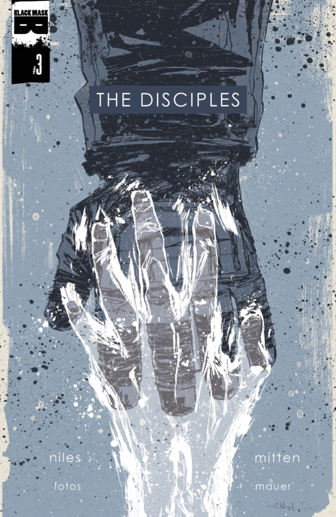 THE DISCIPLES #3 1
