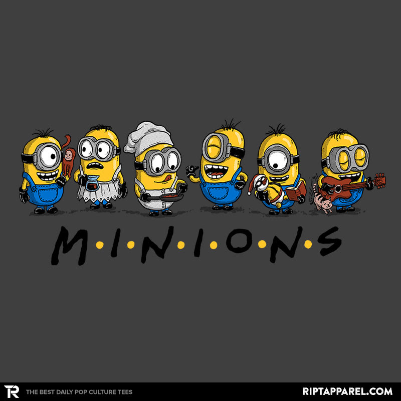 The One with Minions
