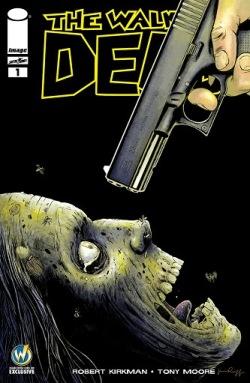 The Walking Dead #1 Jim Rugg