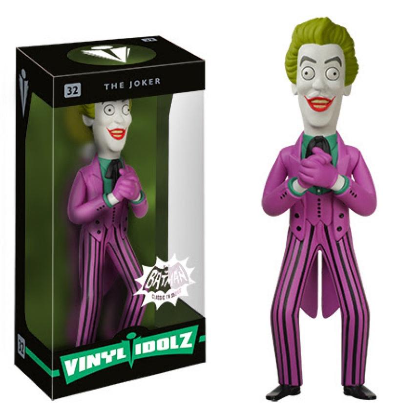Vinyl Idolz 1960's Batman The Joker