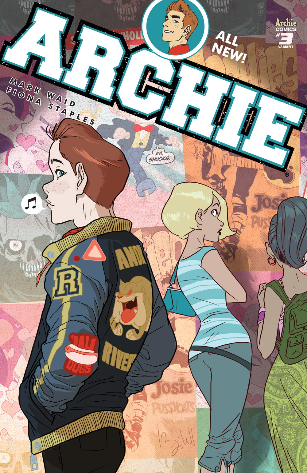 Preview: Archie #3