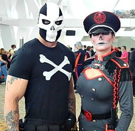 Baltimore Comic Con 2015 008