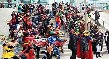 Baltimore Comic Con 2015 019
