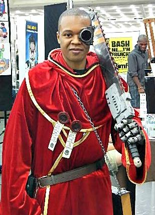 Baltimore Comic Con 2015 023