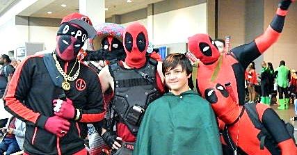 Baltimore Comic Con 2015 027