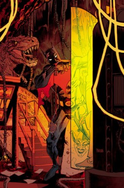 Batman Beyond #4 Cover