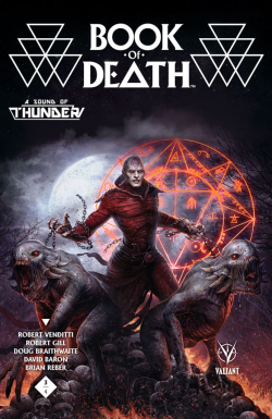 BOOK OF DEATH 3 Of 4 A Sound Thunder Exclusive Variant