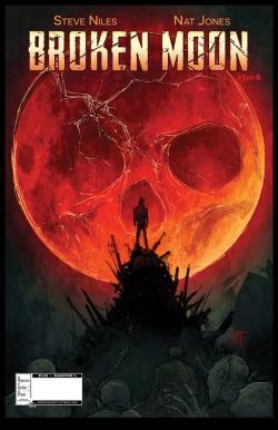 Broken Moon #1 cover