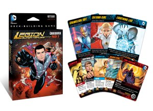 DC Comics Deck-building Game Crossover Pack 3 Legion of Super-Heroes