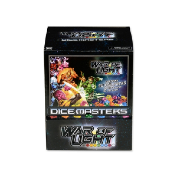 Dice Masters War of Light Foil Pack 1