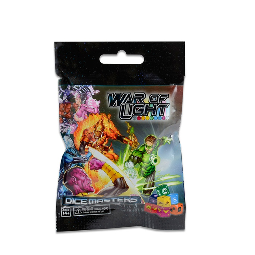 Dice Masters War of Light Foil Pack