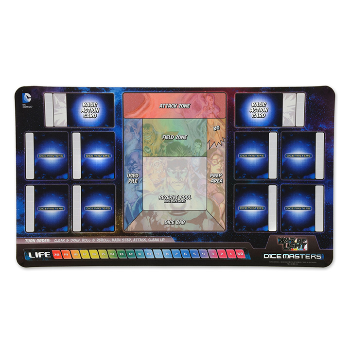 Dice Masters War of Light Playmat