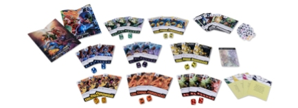 Dice Masters War of Light Starter Set