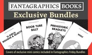 fantagraphics book bundle