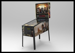 HBO and Stern Pinball Announce Game of Thrones Pinball Machines 3