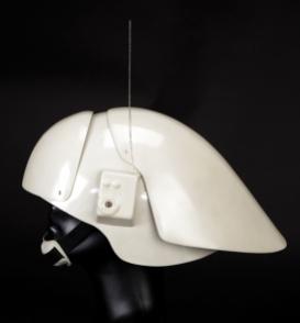 Lot 1544--Rebel Fleet Trooper helmet from Star Wars Episode IV A New Hope