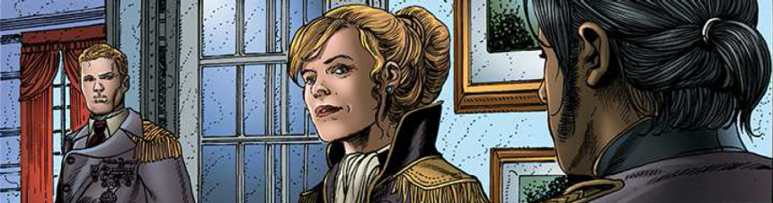 Martha Ellen Grey in Lantern City #6