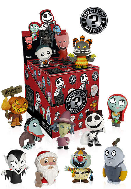Mystery Minis The Nightmare Before Christmas 1