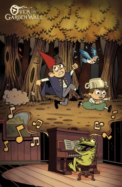 Over the Garden Wall #1 Variant