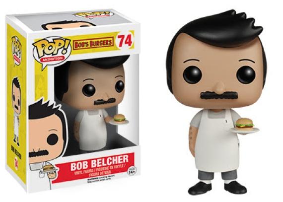 POP! Animation Bob's Burgers Bob Belcher