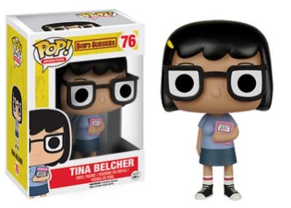 POP! Animation Bob's Burgers Tina Belcher