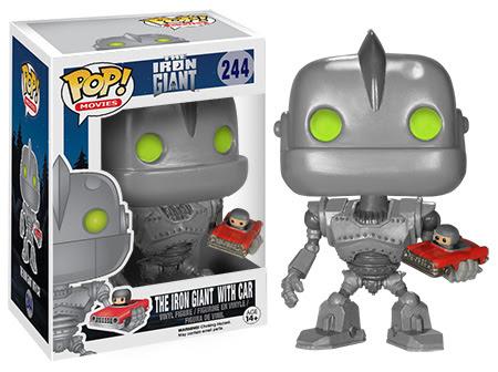 Pop! Movies Iron Giant