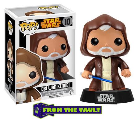 Pop! Star Wars Obi Wan Kenobi