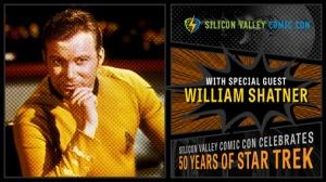Shatner Silicon Valley Comic Con