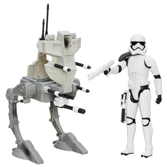 STAR WARS TFA 12IN SERIES FIGURE & VEHICLE_Assault Walker