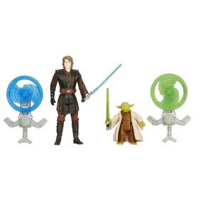 STAR WARS TFA 3.75IN Figure 2-Pack_Anakin Yoda