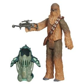 STAR WARS TFA ARMOR UP 3.75IN_Chewbacca