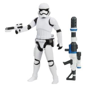 STAR WARS TFA BUILD-A-WEAPON 3.75IN_Stormtrooper