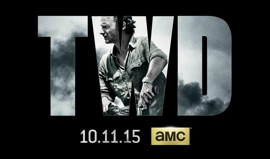 The Walking Dead Season 6 Key Art and Character Portrait