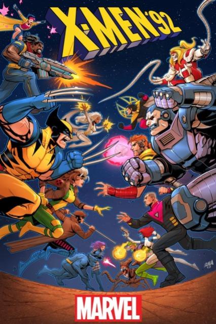 X-Men 92