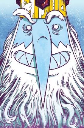 Adventure Time Ice King Yates