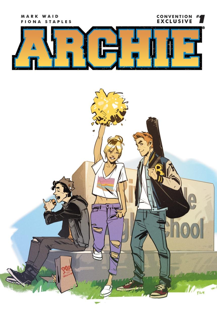 Archie 1 2