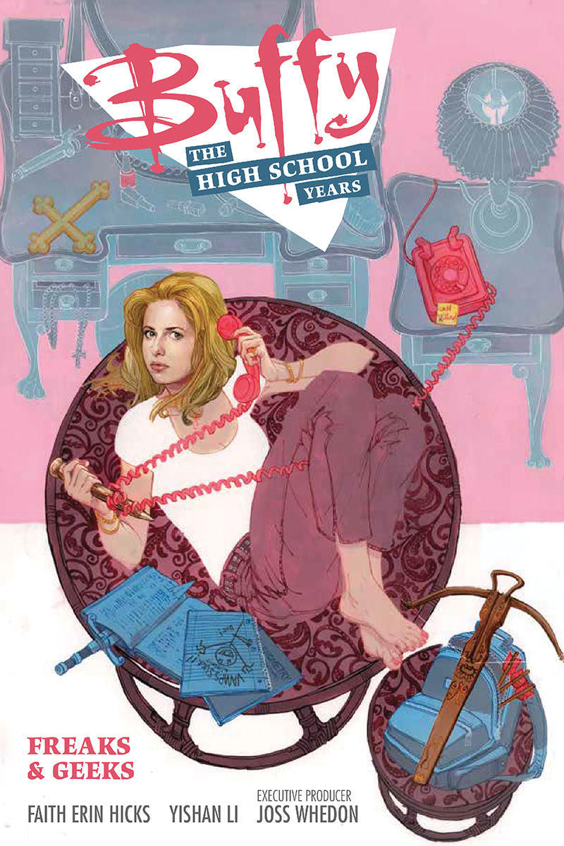 Buffy The High School Year