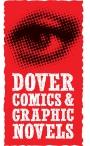 DOVER COMICS & GRAPHIC NOVELS LOGO ][