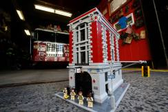 Ghostbusters Firehouse 1