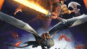 How to train your dragon the hidden world gets an art book nycc 2015 how to train your dragon comes to dark horse ccuart Image collections