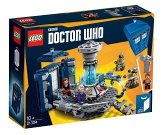 Lego Doctor Who 1