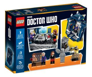 Lego Doctor Who 2