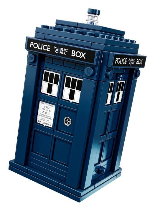 Lego Doctor Who 4