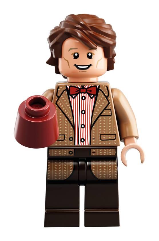 Lego Doctor Who 5