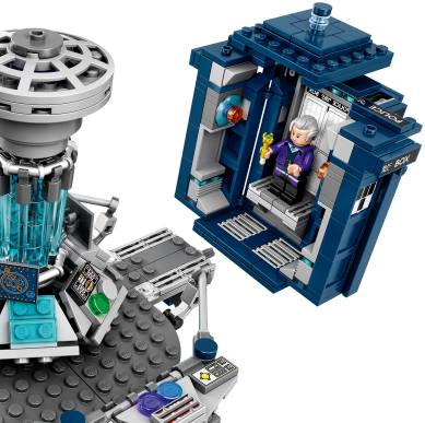 Lego Doctor Who 6