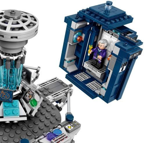 Lego Doctor Who 6