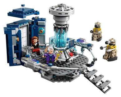 Lego Doctor Who 7