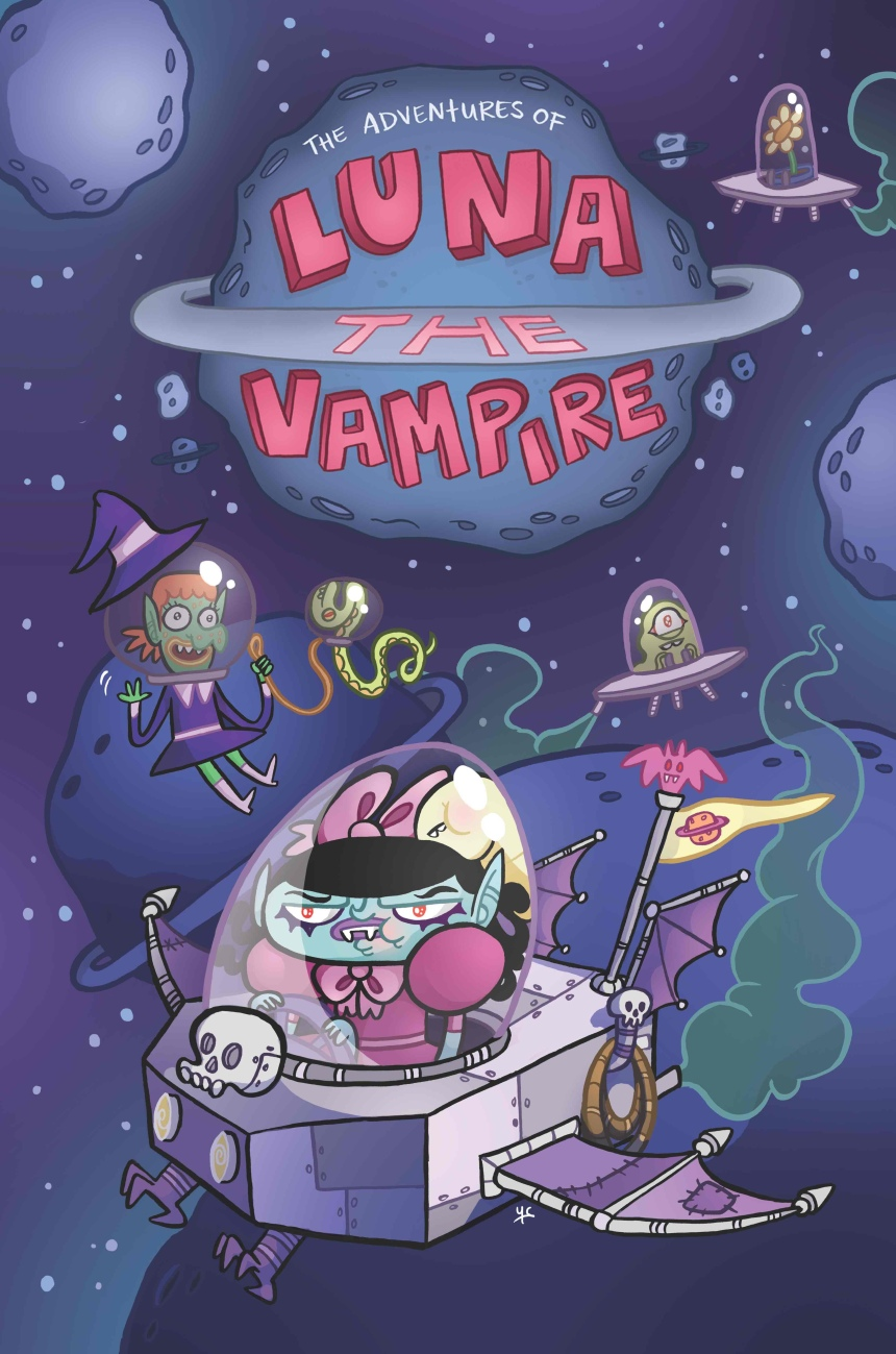 LUNA THE VAMPIRE