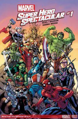 Marvel Super Hero Spectacular #1